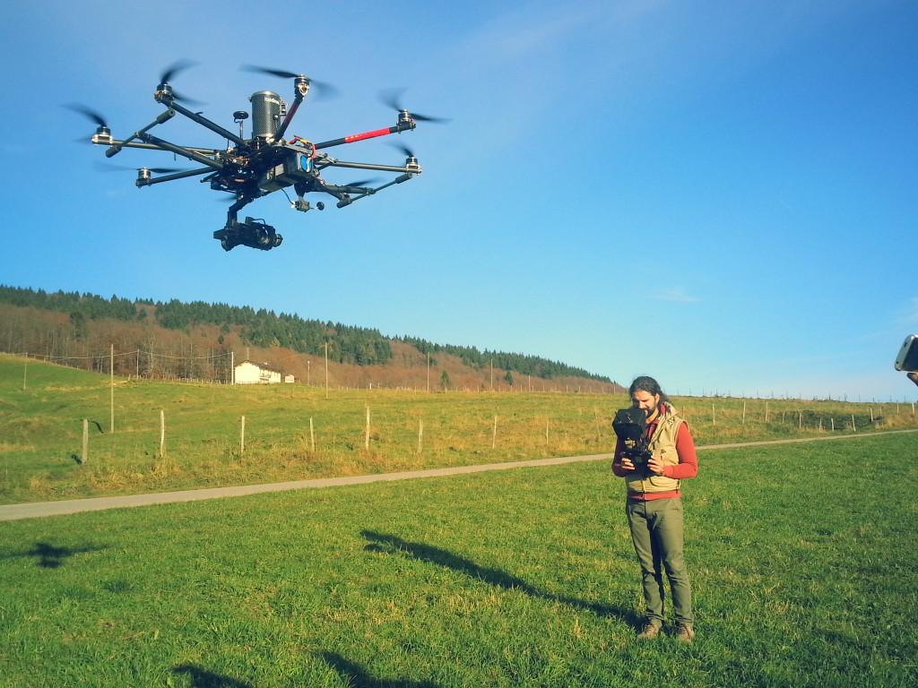 Showreel Drone 2014