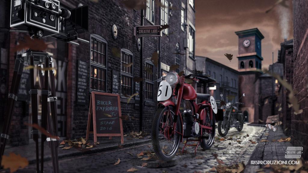 Visual – Bikereplorer.tv vintage race